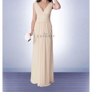 Bill Levkoff Wisteria Bridesmaid Dress